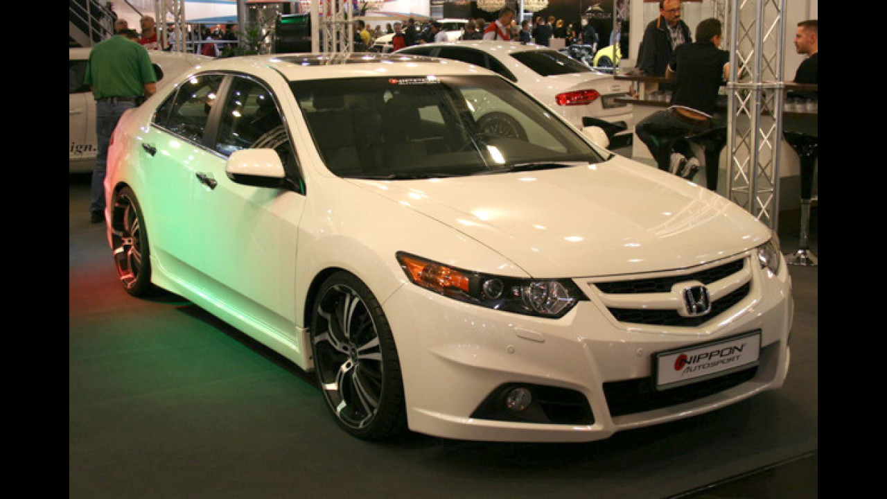Honda Accord Nippon Autosport