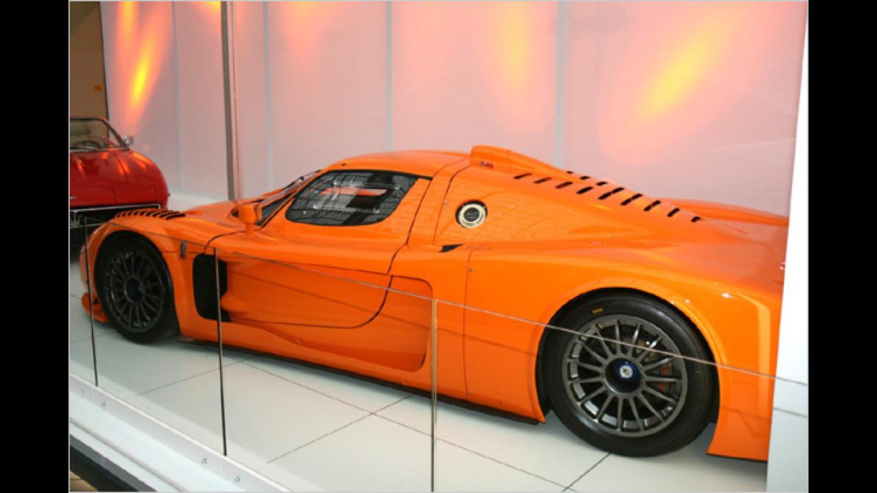 Maserati MC12