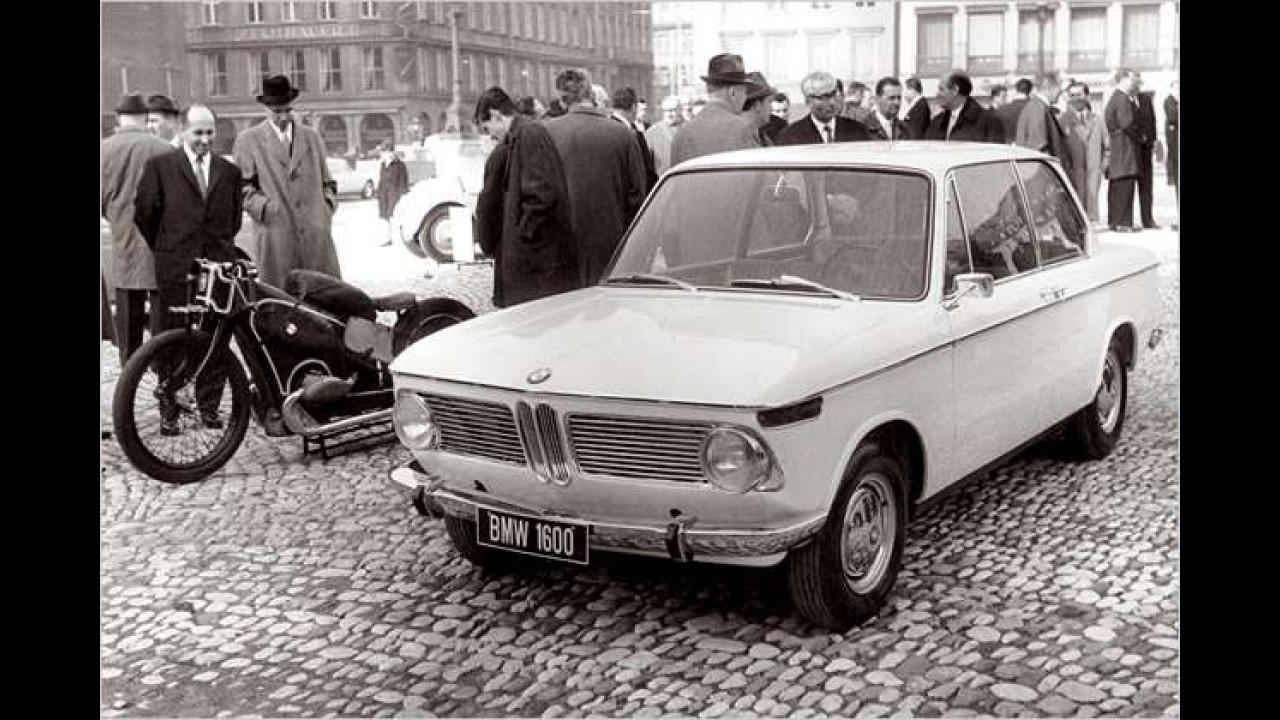 40 Jahre BMW 02
