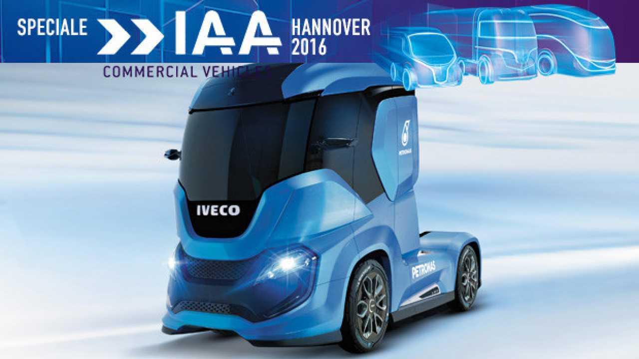IAA Hannover 2016, Iveco Z Truck