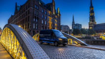 eVito ed eSprinter test drive