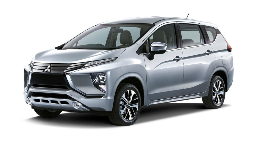 Conheça a Mitsubishi Expander, rival da Chevrolet Spin na Ásia