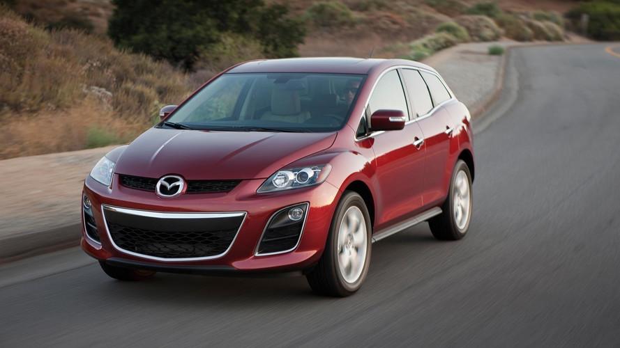 Mazda Takata Recall
