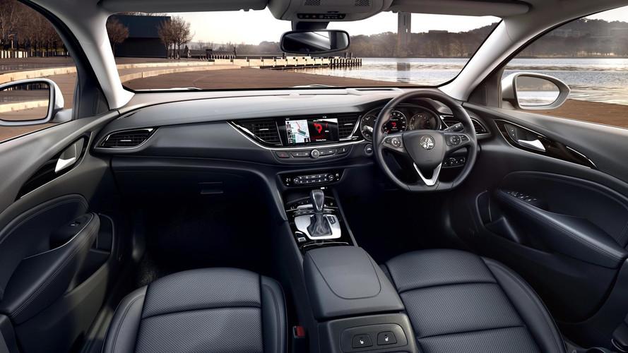2018 Holden Commodore VXR