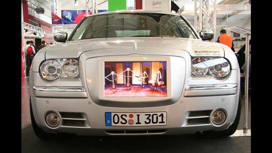 Spektakuläre Showcars von der 13. Car & Sound 2006