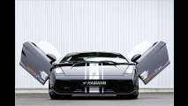 Lamborghini mit Flügeln