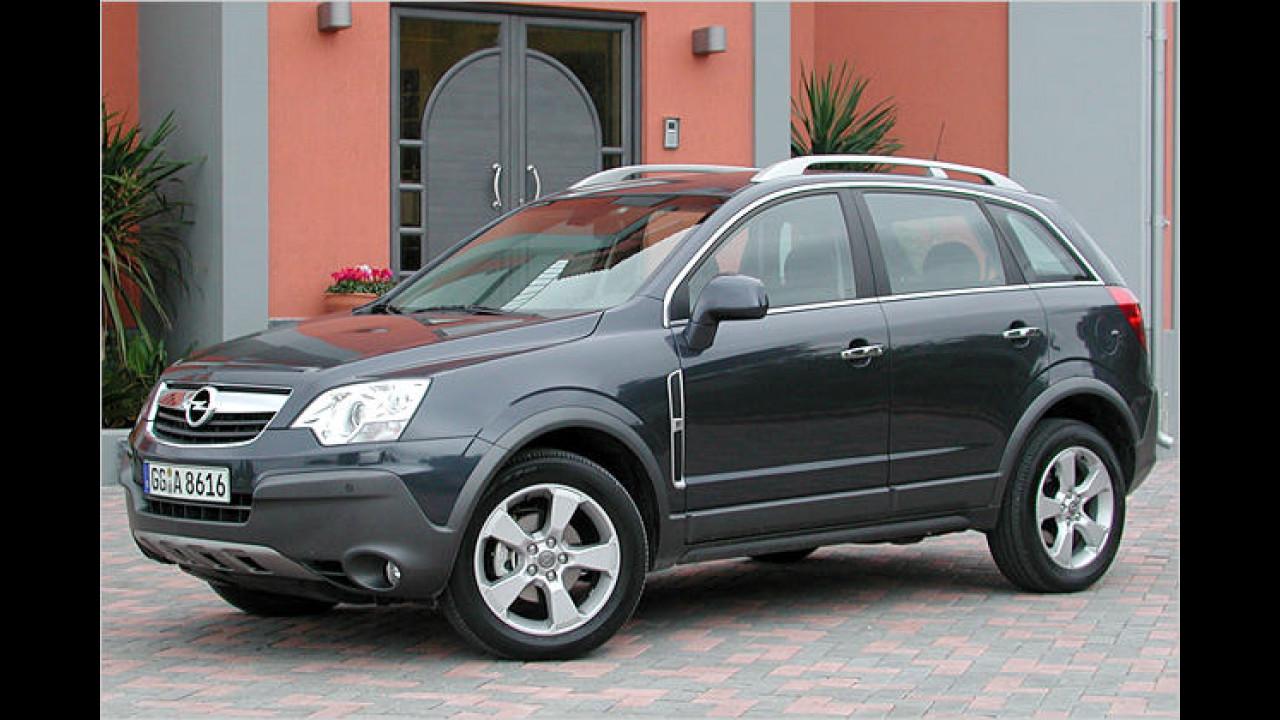 Opel Antara 2.0 CDTI 150 PS