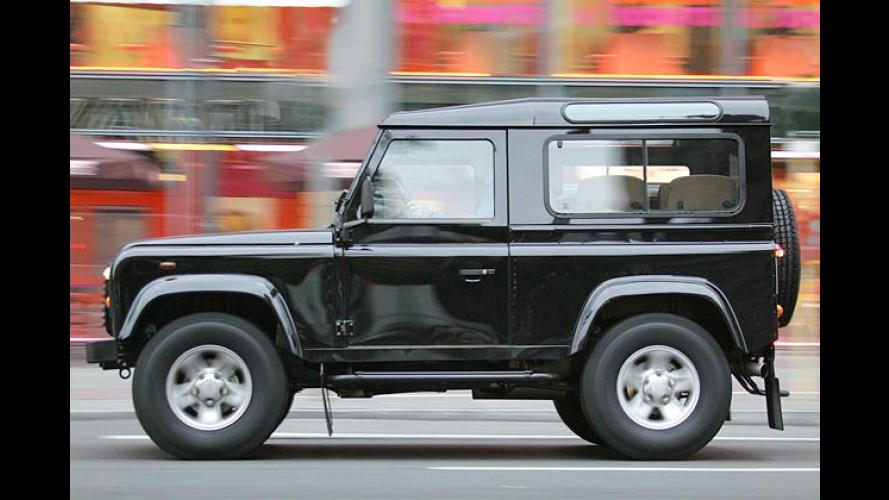 Land Rover Sondermodelle: Stil, Spaß und Spannung