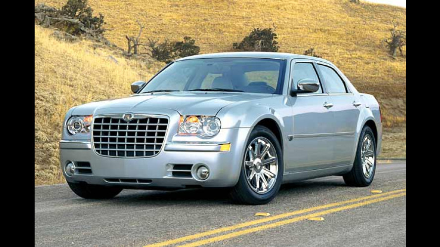 Chrysler 300C 2.7: Basismodell mit neuem Motor
