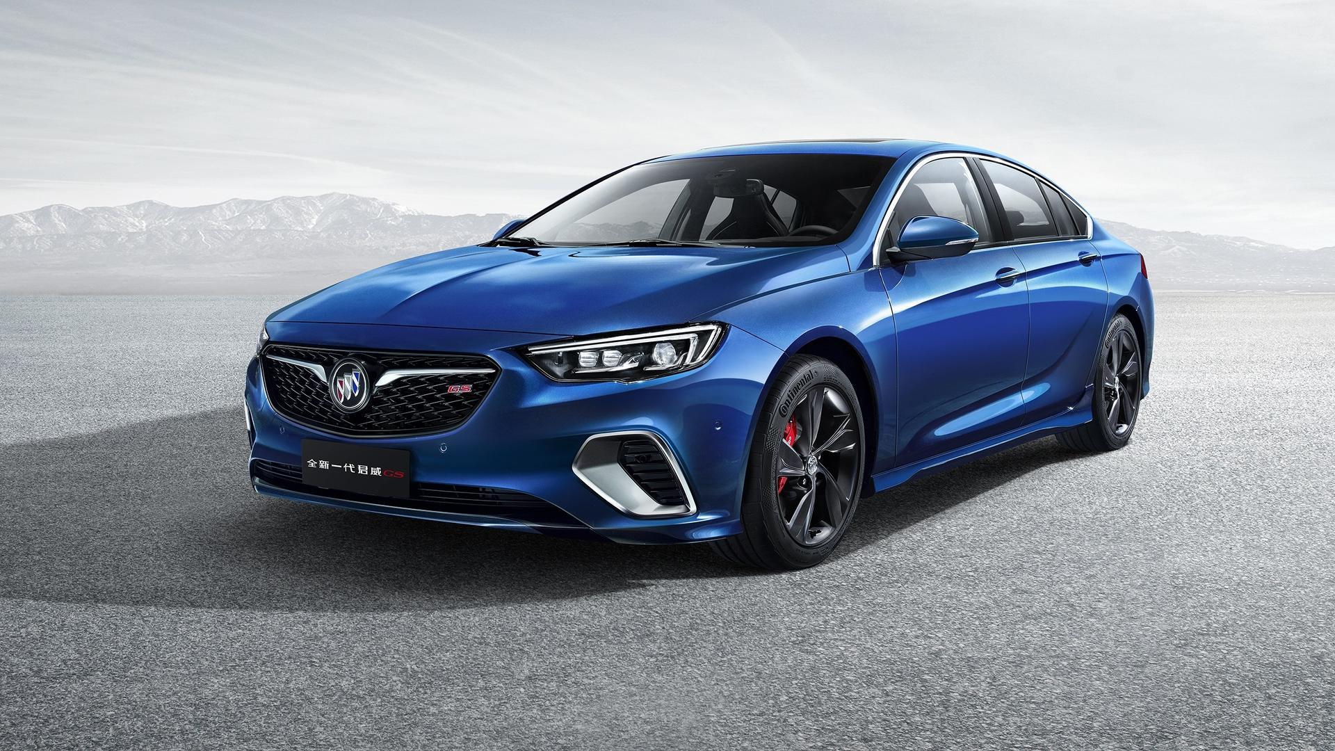 La Buick Regal Gs Arrive L Opel Insigna Opc Devrait Suivre