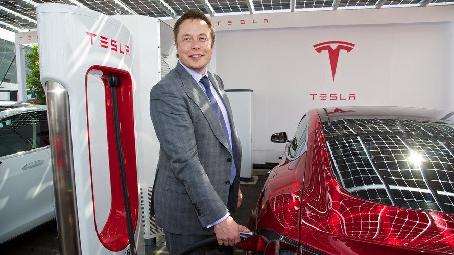 Tesla's Elon Musk is now the most tenured CEO in the auto industry