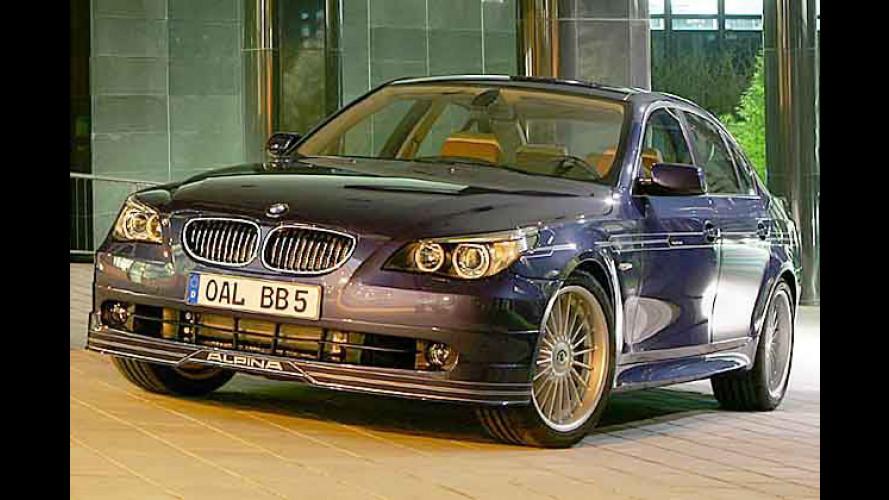 Alpina B5: Die wohl schnellste Limousine der Welt