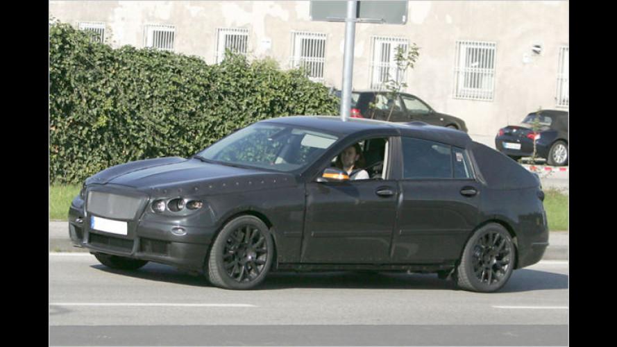 BMW-Erlkönig: Erster Ausblick auf den neuen Luxus-Kombi
