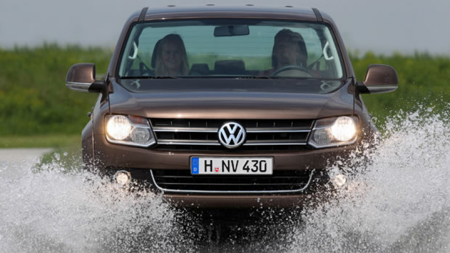 Volkswagen Amarok, Pick Up of the Year 2011