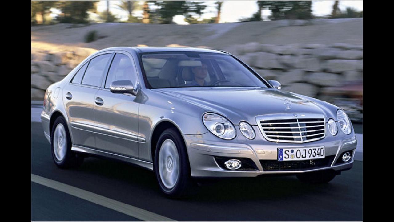 Mercedes E 420 CDI Elegance 7G-Tronic