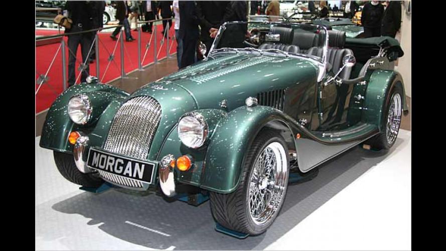 Morgan 4 Seater: Mit V6-Power geht der Neo-Oldie richtig ab