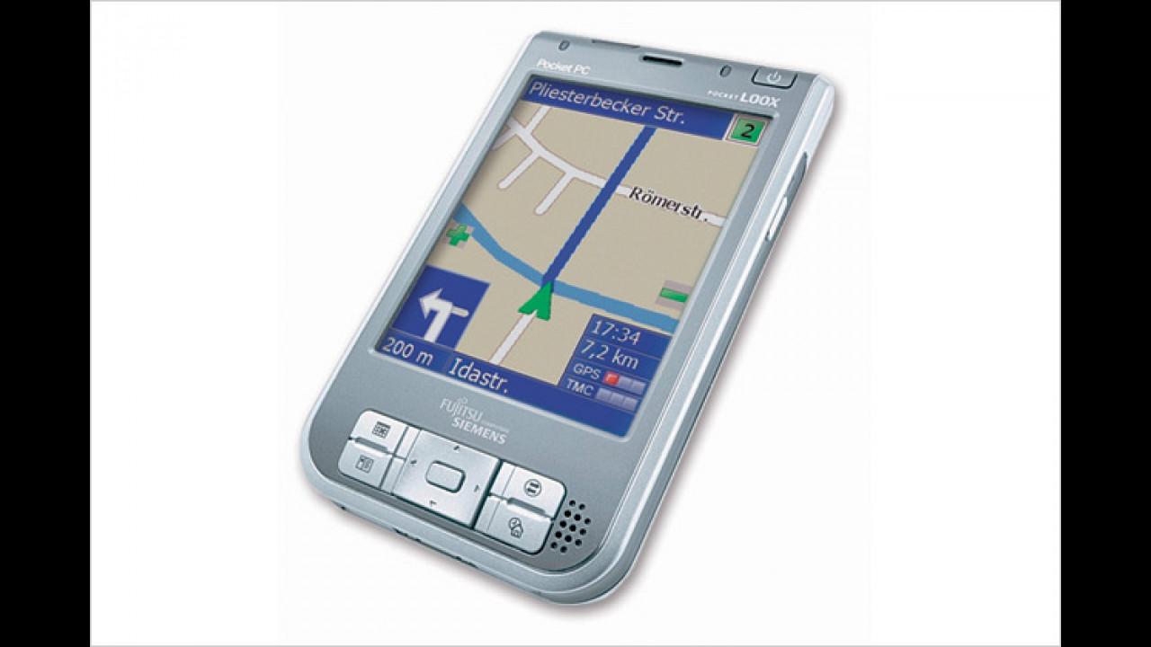 KlickTel Navigator für PDA