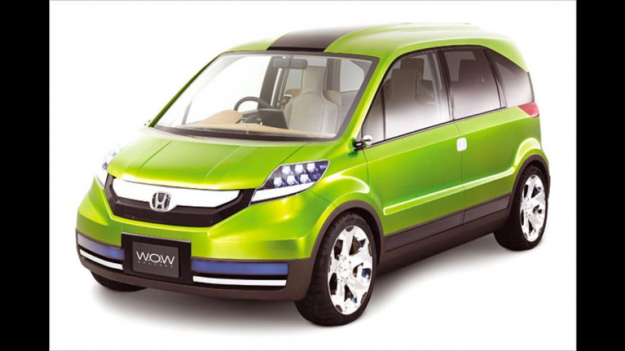 W.O.W wie Wautzi: Honda ist auf den Hund gekommen