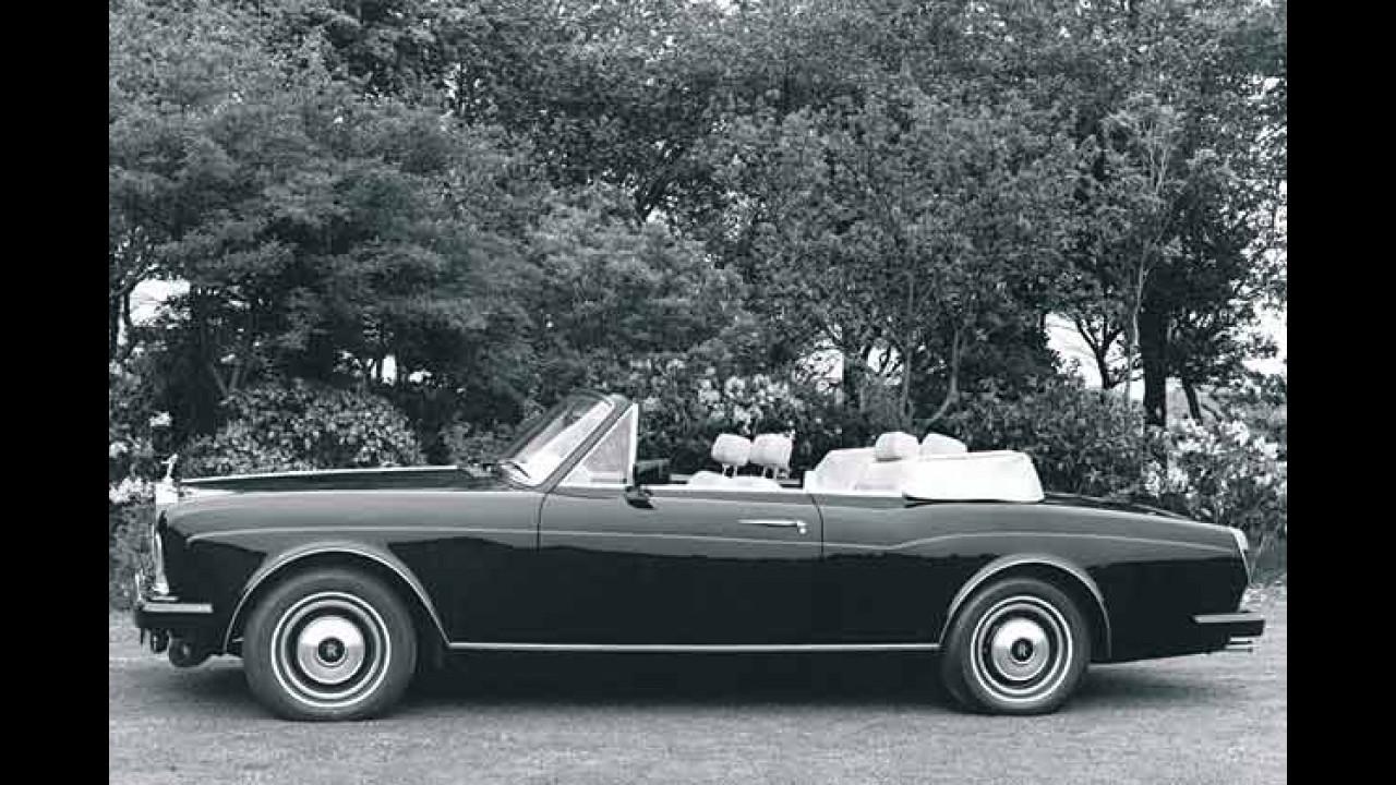 Rolls-Royce Corniche, 1971-1987