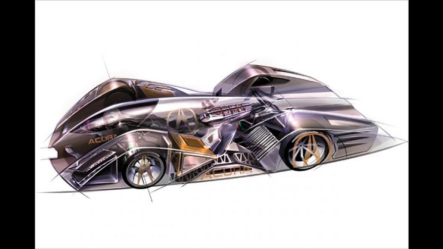 Hondas 24-Stunden-Zukunft: Der Acura NHR-1 entsteht