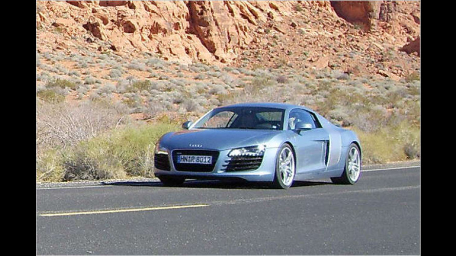 Test Audi R8: