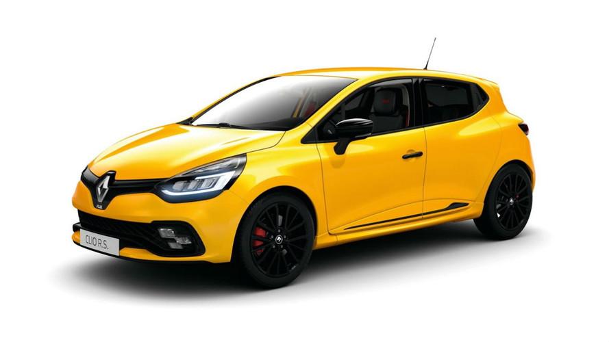 Renault Clio R.S. Black Edition 2017