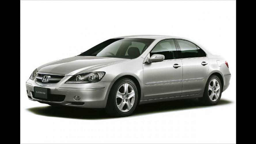 Honda in Genf: Civic-Studie, Legend und FR-V-Diesel