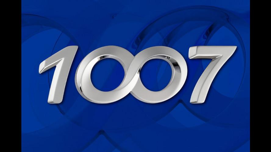 Peugeot 1007: Doppelnull-Revolution bei den Modellnamen