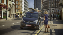 Nissan NV400 London Taxi