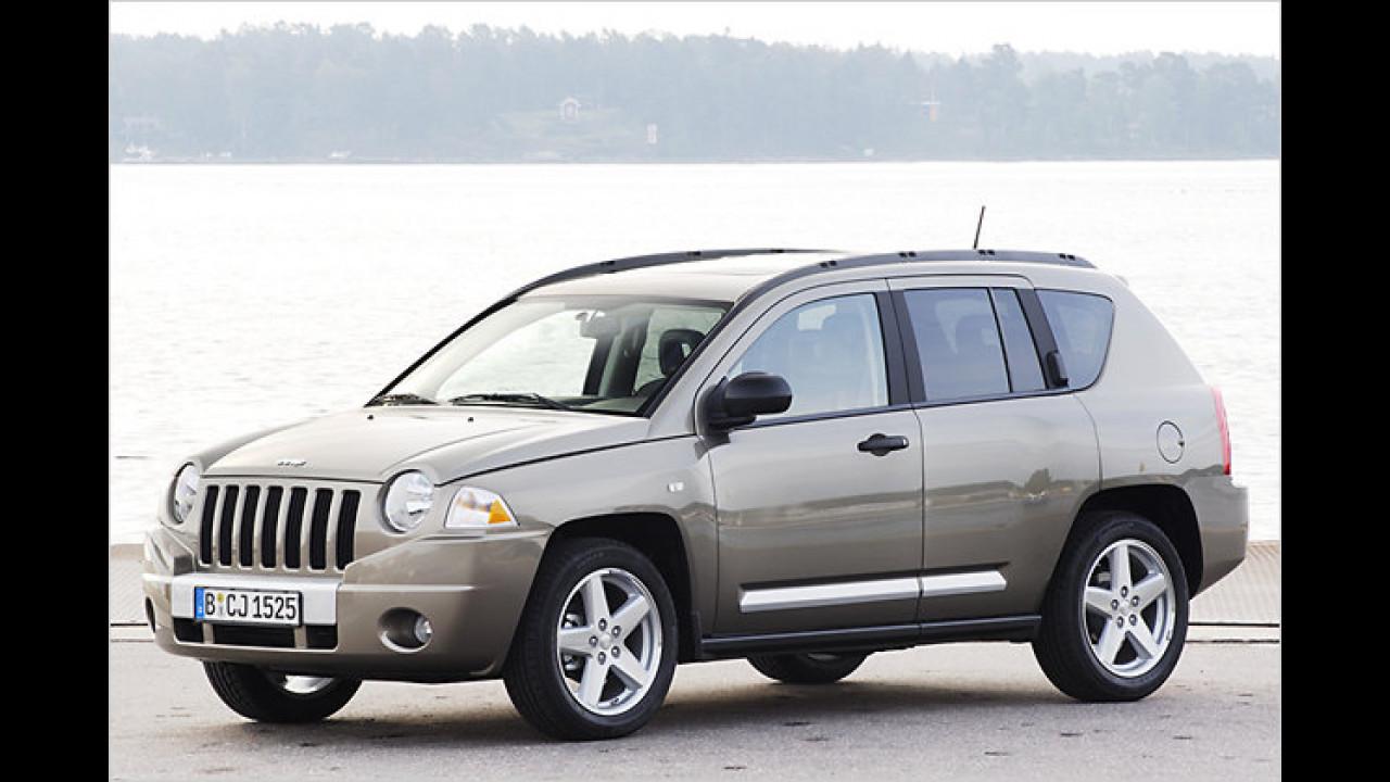 Jeep Compass 2.0 CRD