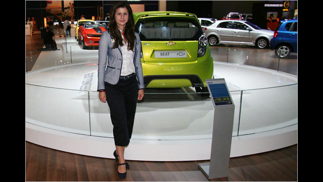 Chevrolet Beat: Da fährt der Rhythmus in die Beine