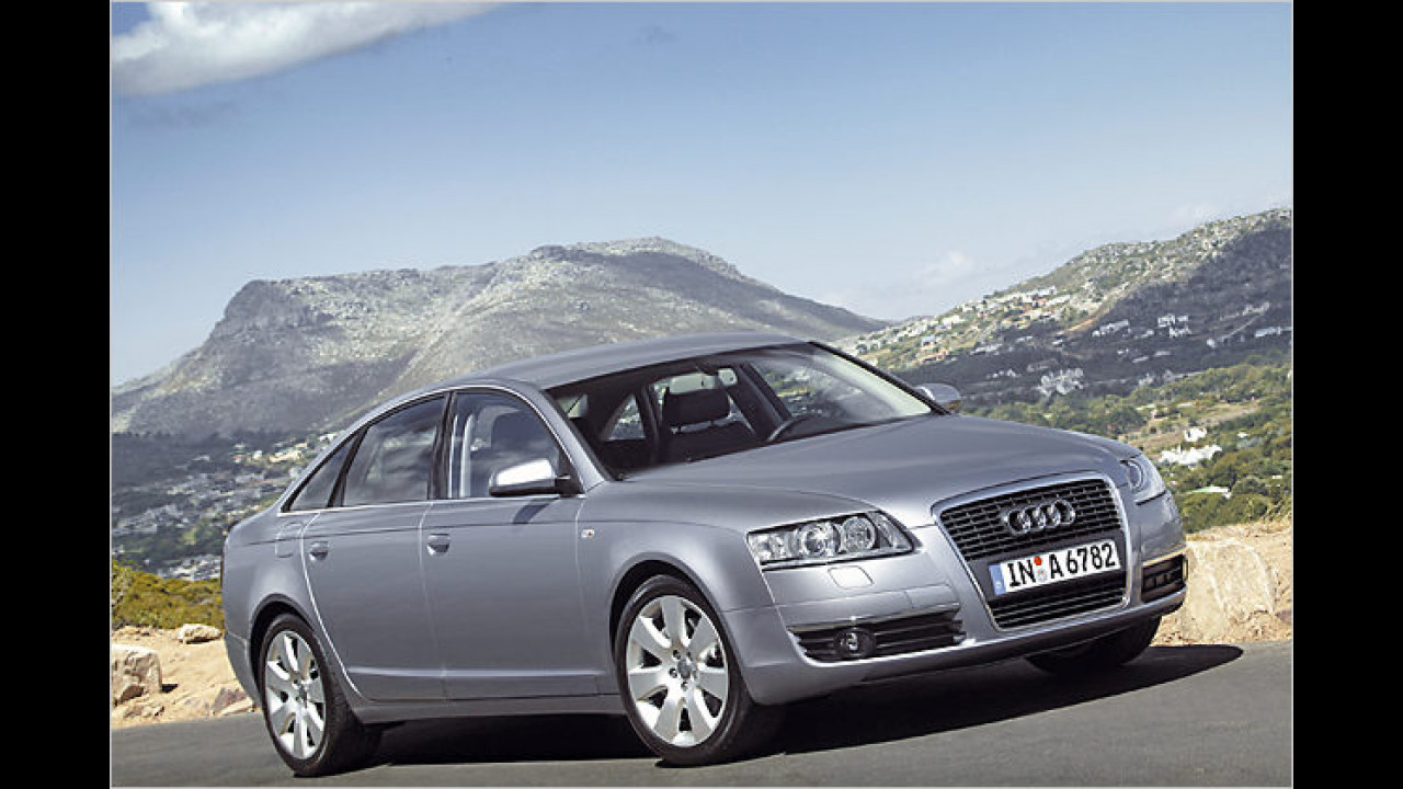 Angebot: Audi A6 2.0 TFSI