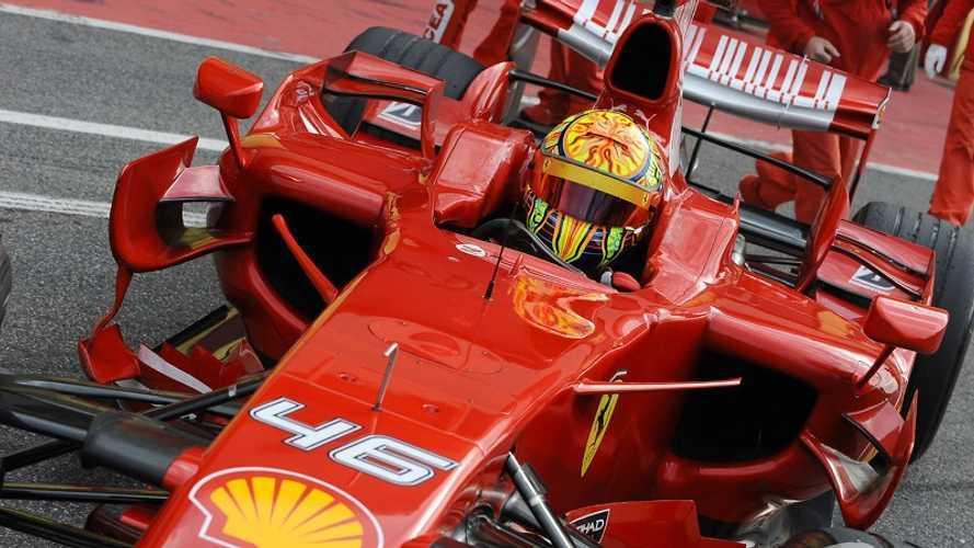 Rossi desvela por qué declinó dar el salto a la F1