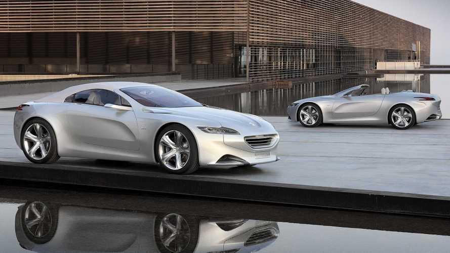 Concept oublié - Peugeot SR1 (2010)