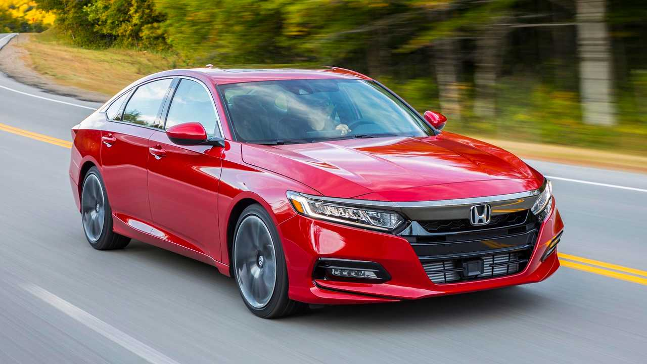 11. Honda Accord: 267,567 Units