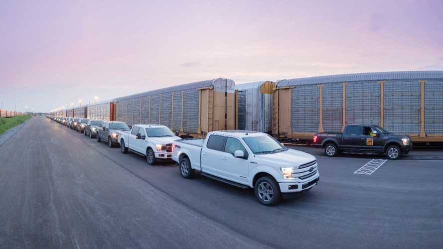 All-Electric Ford F-150 Truck To Be Produced In Dearborn, Michigan
