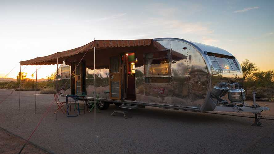 Mint 1953 Spartan Camper Trailer Going Under The Hammer In January