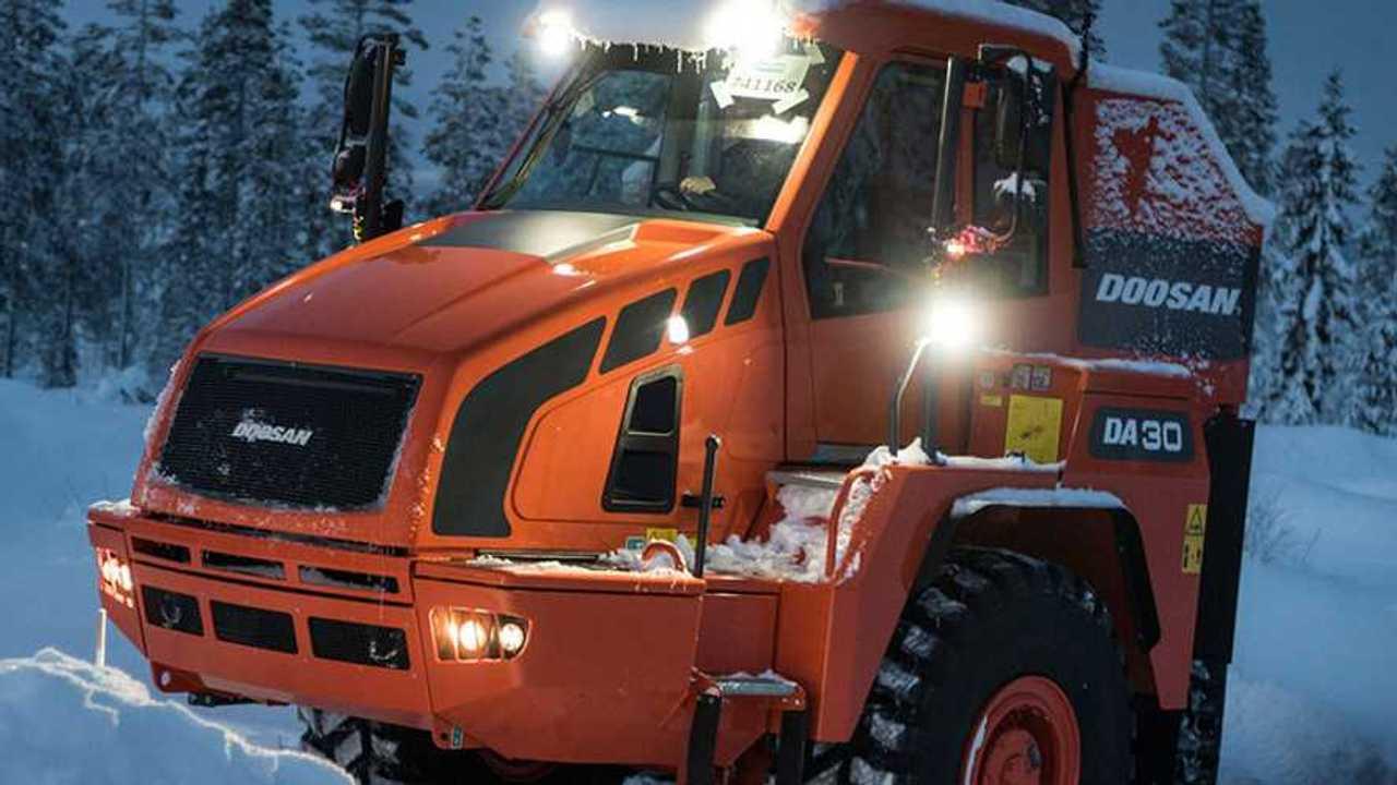 Scania Doosan