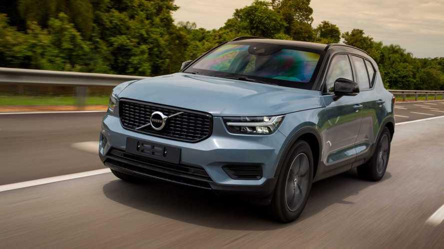 Volvo confirma domínio entre os SUVs de luxo em maio com XC40 e XC60; veja ranking