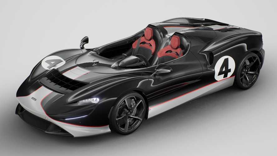 Máris megérkezett az MSO részleg által kezelésbe vett McLaren Elva M1A