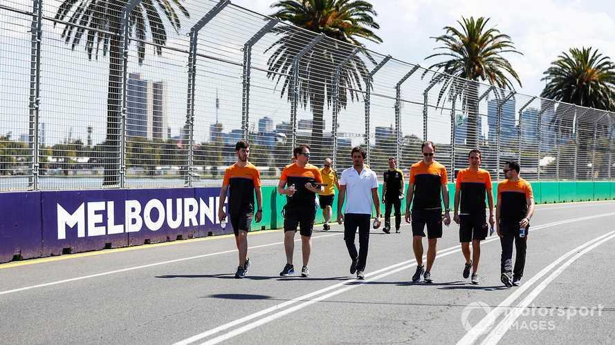 McLaren F1 team withdraws from Australian GP due to coronavirus