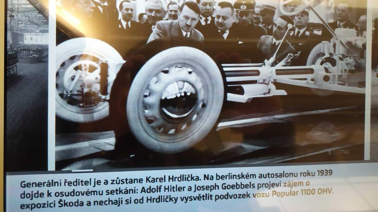 """Гитлер интересовался """"Шкодой"""""""