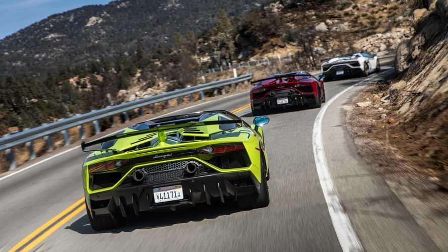 Lamborghini enregistre un record de livraisons en septembre