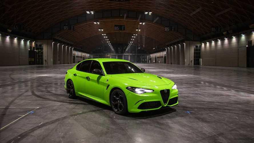 Conducimos, en la realidad, el Alfa Romeo Giulia de 6 Underground