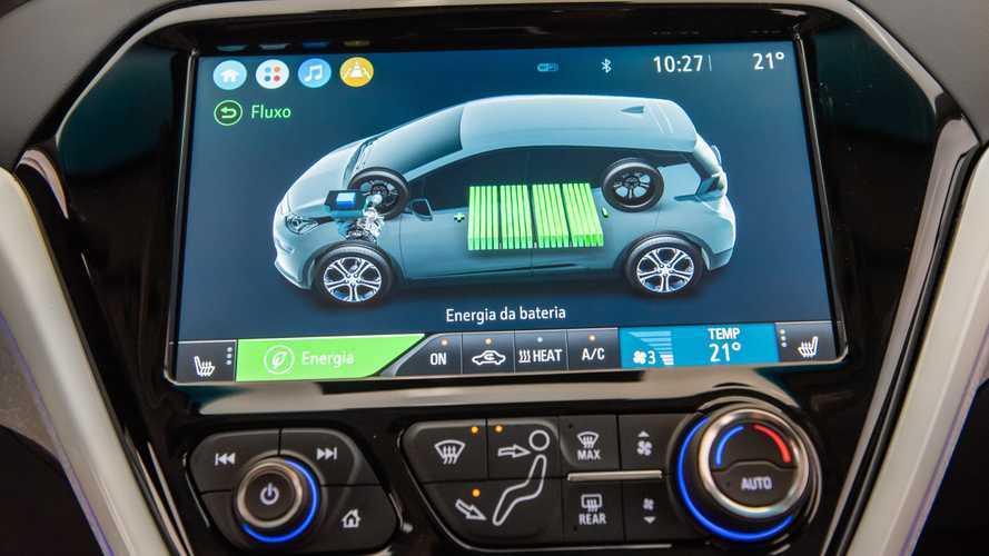 Vídeo: colocamos o Chevrolet Bolt no carregamento rápido de 4% a 80%