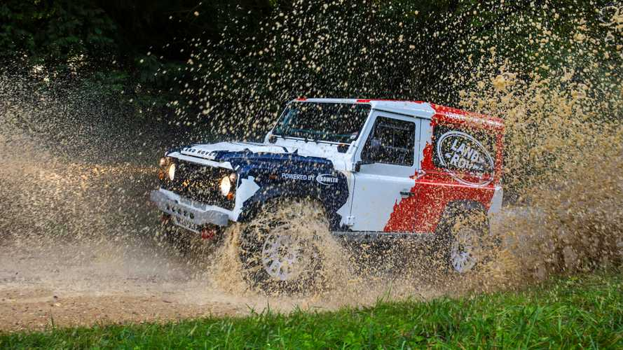 Land Rover Acquires Off-Road Specialist Bowler