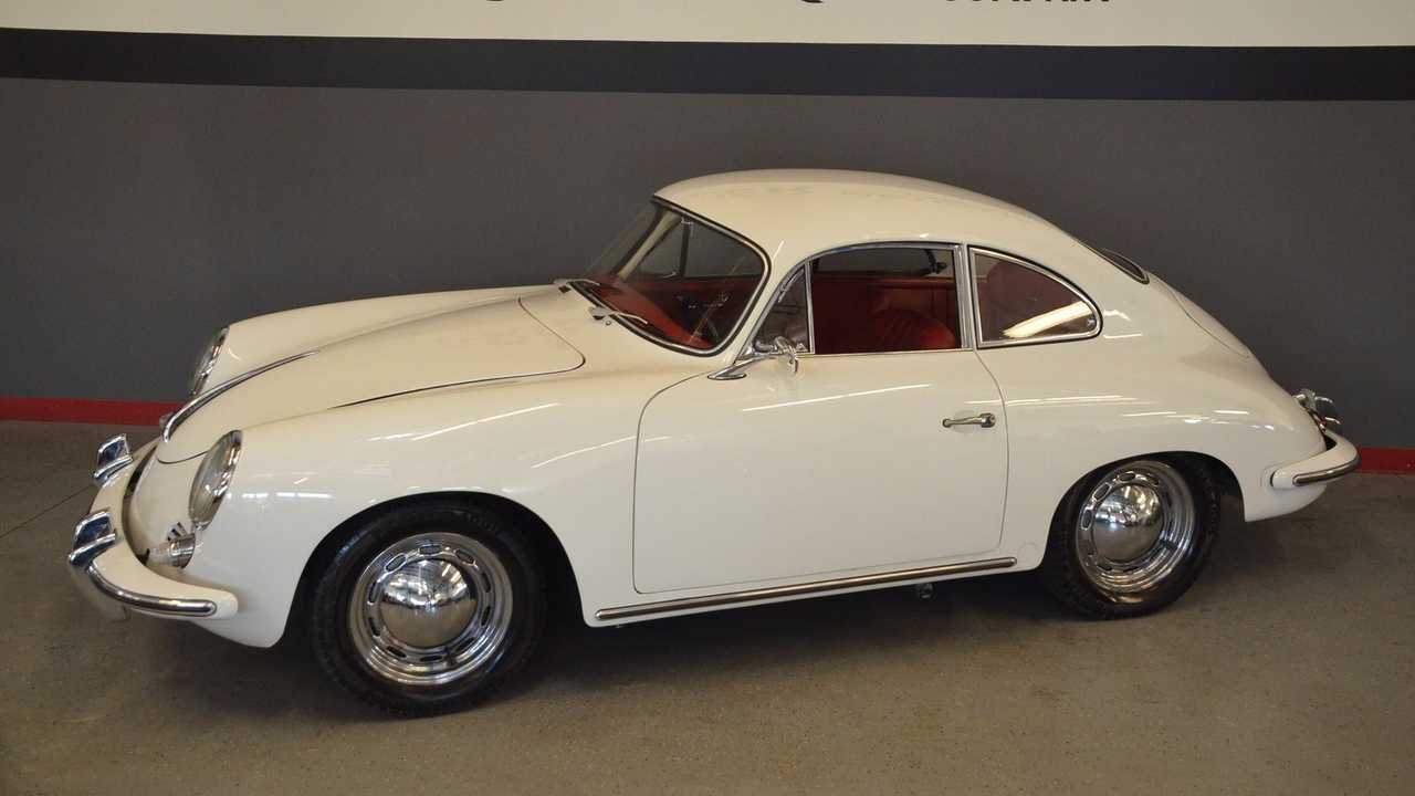 Two-Owner 1960 Porsche 356B Is Ready For A New Adventure