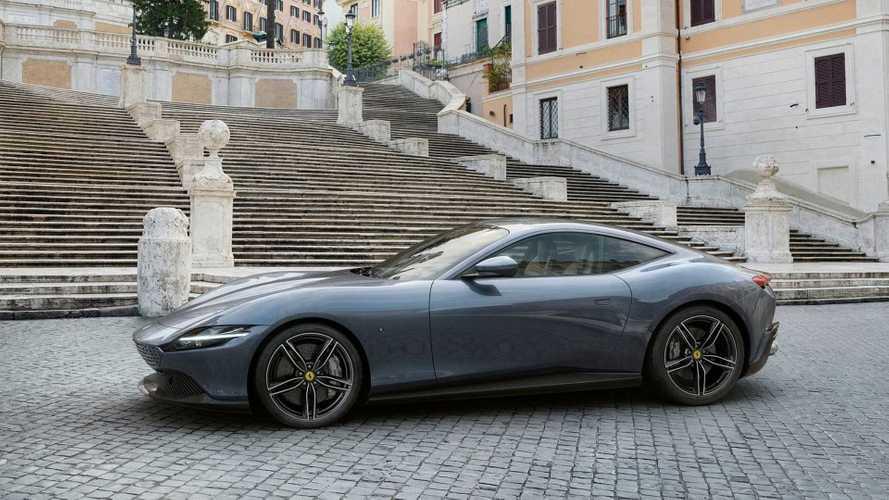 Ferrari lève un million d'euros dans la bataille contre le Covid-19