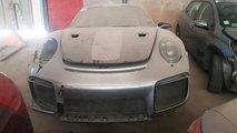 Porsche 911 GT2 RS en fin de vie