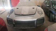 Un Porsche 911 GT2 RS, siniestro total